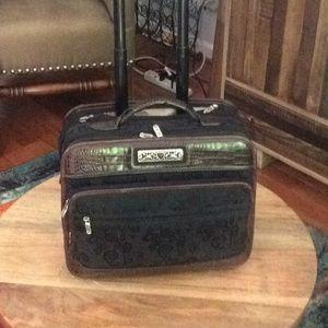 Brighton overnight business bag